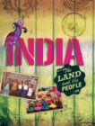 The Land and the People: India - Book