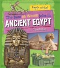 The Best and Worst Jobs: Ancient Egypt - Book