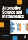 Automotive Science and Mathematics - Book