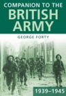 Companion to the British Army 1939-45 - eBook