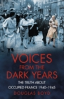 Voices from the Dark Years - eBook