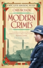 Modern Crimes : A WPC Lottie Armstrong Mystery (Book 1) - Book