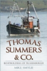 Thomas Summers & Co. : Boatbuilders of Fraserburgh - Book
