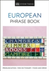 European Phrase Book - Book