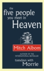 The Five People You Meet In Heaven - Book