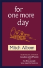 For One More Day - Book