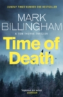 Time of Death - Book