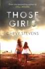 Those Girls - Book