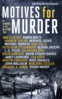 Motives for Murder - Book