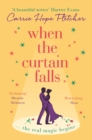 When The Curtain Falls : The TOP FIVE Sunday Times Bestseller - eBook