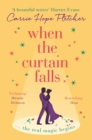 When The Curtain Falls : The TOP FIVE Sunday Times Bestseller - Book