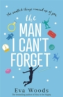 The Man I Can't Forget - Book
