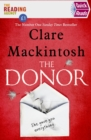 The Donor : Quick Reads 2020 - eBook