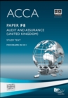 ACCA - F8 Audit and Assurance (GBR) - eBook