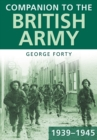 Companion to the British Army 1939-45 - Book