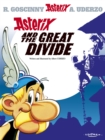 Asterix: Asterix and the Great Divide : Album 25 - Book
