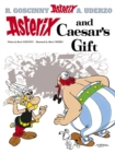 Asterix: Asterix and Caesar's Gift : Album 21 - Book