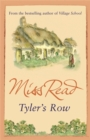 Tyler's Row : The fifth novel in the Fairacre series - Book