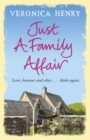 Just a Family Affair - Book