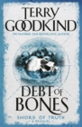 Debt of Bones - Book
