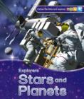 Explorers: Stars and Planets - Book