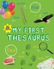 My First Thesaurus - Book