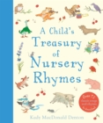 Child's Treasury Of Nursery Rhymes - Book