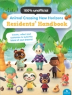 Animal Crossing New Horizons Residents' Handbook - Book