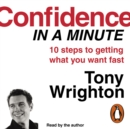Confidence in a Minute - eAudiobook