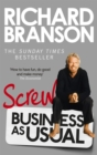 Screw Business as Usual - Book
