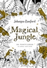 Magical Jungle : 36 Postcards to Colour and Send - Book