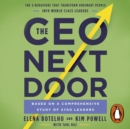 The CEO Next Door : The 4 Behaviours that Transform Ordinary People into World Class Leaders - eAudiobook