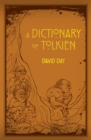 A Dictionary of Tolkien - Book