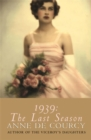 1939: The Last Season - Book