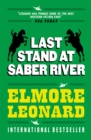 Last Stand at Saber River - Book