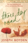 Three Day Road - Book
