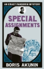Special Assignments : Erast Fandorin 5 - Book