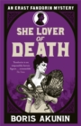 She Lover Of Death : Erast Fandorin 8 - Book