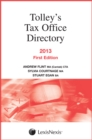 Tax Office Directory - Book