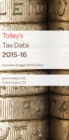Tolley's Tax Data - Book