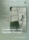 An Introduction to Landscape and Garden Design - Book