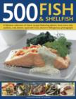 500 Fish and Shellfish - Book