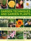 Garden Techniques and Garden Plants - Book