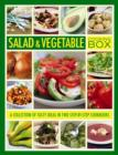 Salad and Vegetable Cooking Box - Book