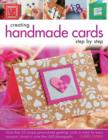 Creating Handmade Cards Step-by-Step - Book