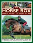 Horse Box: Breeds, Riding, Saddlery & Care - Book