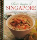 Classic Recipes of Singapore - Book
