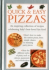 Quick & Easy Pizzas - Book