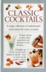 Classic Cocktails - Book