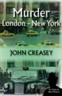 Murder, London - New York - Book